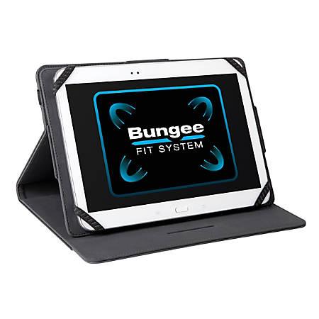 "Targus Universal THZ457 Carrying Case for 10.1"" Tablet - Black"