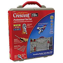 Crescent 170 Piece Mechanics Tool Set