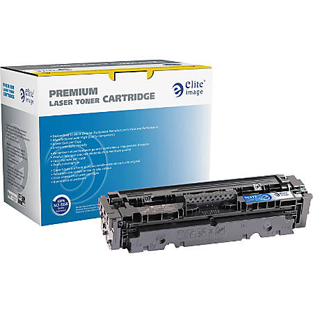 Elite Image Toner Cartridge - Alternative for HP 410A - Black - Laser - 2300 Pages - 1 Each