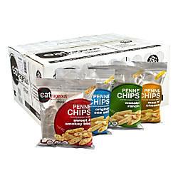 Gourmet Basics Eatrageous Penne Chips Variety