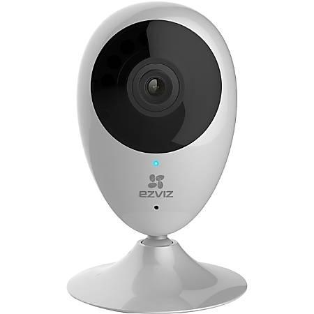 EZVIZ Mini O 720p HD Wi-Fi Home Video Monitoring Security Camera, Smart Home Enabled using IFTTT