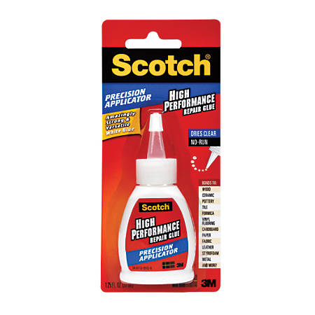 Scotch® Multi-Surface Glue, 1.25 Oz, White