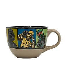 Star Wars Ceramic Soup Mug 24
