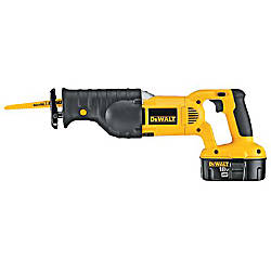 DeWalt 18V Cordless Reciprocating Saw Kit
