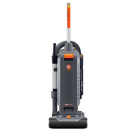 Hoover® Commercial HushTone™ 13+ HEPA Upright Vacuum
