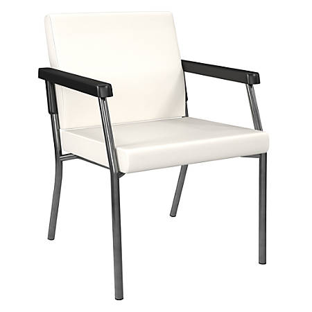 Remarkable Office Star Bariatric Big Tall Guest Chair Snow Gunmetal Gray Item 839027 Creativecarmelina Interior Chair Design Creativecarmelinacom