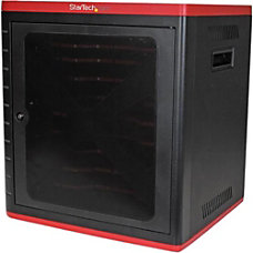 StarTechcom Charge and Sync Cabinet for