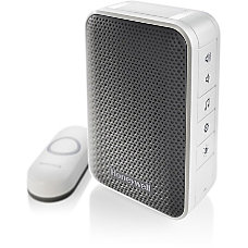 Honeywell 3 Series Portable Wireless Doorbell