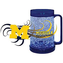 Hunter NCAA Freezer Mug Michigan Wolverines