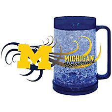 Hunter NCAA Freezer Mug Michigan Wolverines