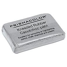 Prismacolor Kneaded Rubber Eraser Rubber 1Each