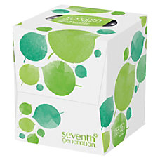 Seventh Generation 2 Ply Facial Tissues