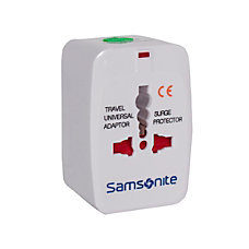 Samsonite Universal Power Adapter