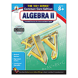 Carson Dellosa The 100 Series Algebra