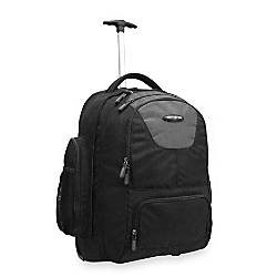 Samsonite Wheeled Backpack CharcoalBlack