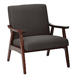 Ave Six Davis Chair Klein CharcoalMedium