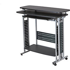 Safco Scoot Standing Height Desk Box