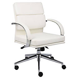 Boss Caressoft Plus Mid Back Executive