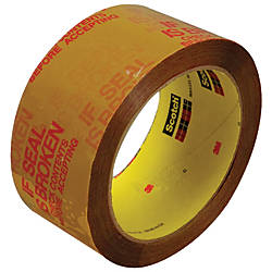 3M 3732 Preprinted Carton Sealing Tape