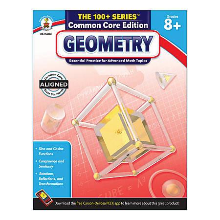 Carson-Dellosa The 100+ Series Geometry, Grades 7+
