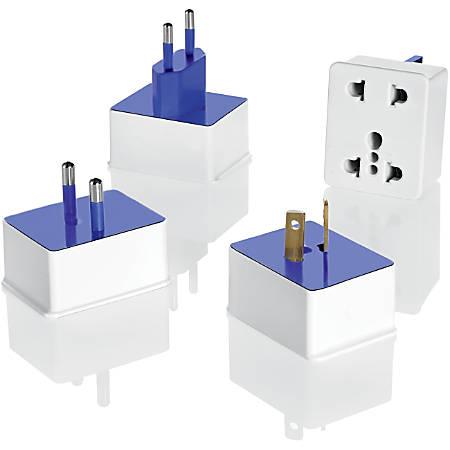 Conair Travel Smart Polarized Adapter Plug Sets