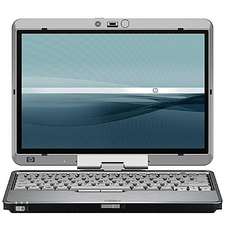 "HP 2710p Convertible Notebook - 12.1"" - Wireless LAN - Intel Core 2 Duo U7500 Dual-core (2 Core) 1.06 GHz - Magnesium Alloy"