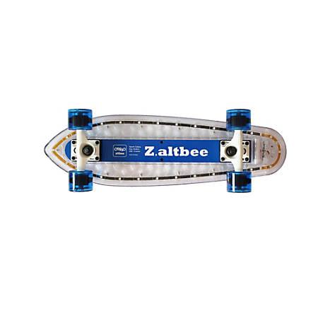 Altbee Minicruiser Desire LED Skateboard, Blue