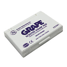 Center Enterprise Scented Stamp Pads Grape