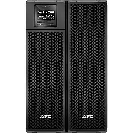 APC by Schneider Electric Smart-UPS SRT 8000VA 208V - 1.50 Hour Recharge - 5 Minute Stand-by - 208 V AC Input - 208 V AC Output - 1 x Hard Wire 3-wire (2PH + G), 4 x NEMA L6-20R, 2 x NEMA L6-30R