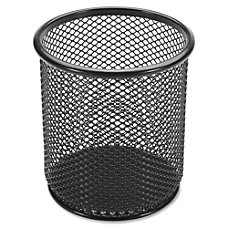 Lorell Mesh Pencil Cup 3 12