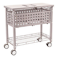 Vertiflex File Cart With Locking Top