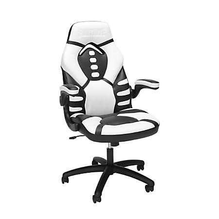 Respawn Fortnite SKULL TROOPER-V Gaming Chair, Black/White