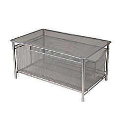 Mind Reader Platform Top Storage Basket