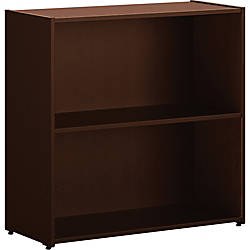 HON 101 Series 2 Shelf Bookcase