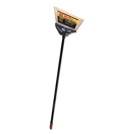 O-Cedar® Commercial MaxiPlus® Polyethylene Terephthalate Professional Angle Broom