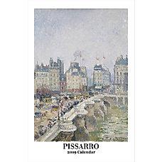 Retrospect Monthly Wall Calendar Camille Pissarro