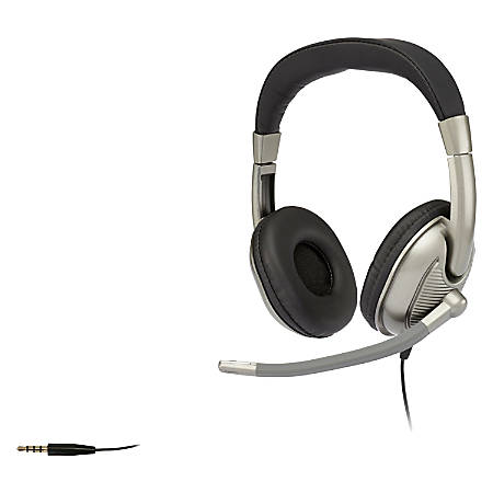 Cyber Acoustics Stereo Headset For K8 - 12