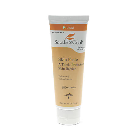 Soothe & Cool Skin Paste, 2.5 Oz, Case Of 12