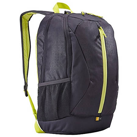 Case Logic Ibira IBIR-115 Laptop Backpack, Gray, Anthracite