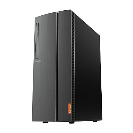 Lenovo® IdeaCentre 510A Desktop PC, AMD A12, 12GB Memory, 1TB Hard Drive, Windows® 10