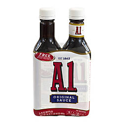 A1 Original Steak Sauce 15 Oz