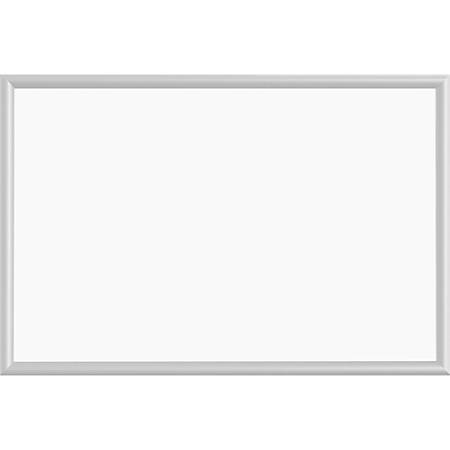 "Sparco Aluminum Frame Dry-Erase Board, 36"" x 24"""
