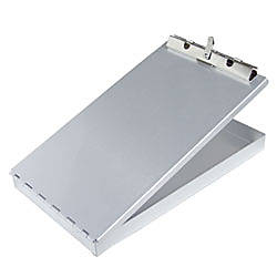 Saunders Aluminum Portable Desktop Clipboard 5