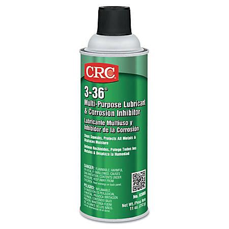 3-36 Multi-Purpose Lubricant & Corrosion Inhibitor, 16 oz Aerosol Can