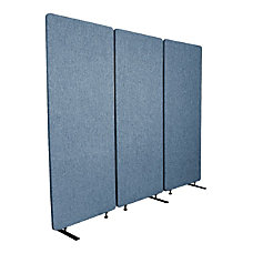 Luxor RECLAIM Acoustic Privacy Panel Room