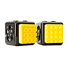 Cubelets Brick Adapters Yellow Preschool College