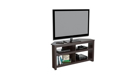 best website ec34d fdcaa Inval Corner TV Stand For TVs Up To 60