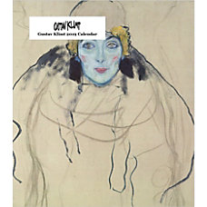 Retrospect Monthly Desk Calendar Gustav Klimt