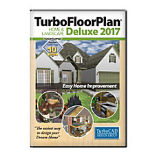 TurboFloorPlan Home Landscape Deluxe 2017 Download