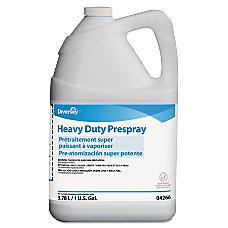 Diversey Carpet Cleanser Heavy Duty Prespray